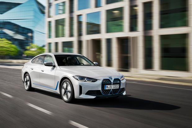 BMW i4, la réponse de Munich à Tesla dévoile ses tarifs belges.