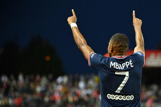 Le Real Madrid fait une offre de 160 millions pour Mbappe