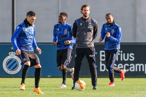 Les trois choses à savoir avant Club Bruges-Dynamo Kiev