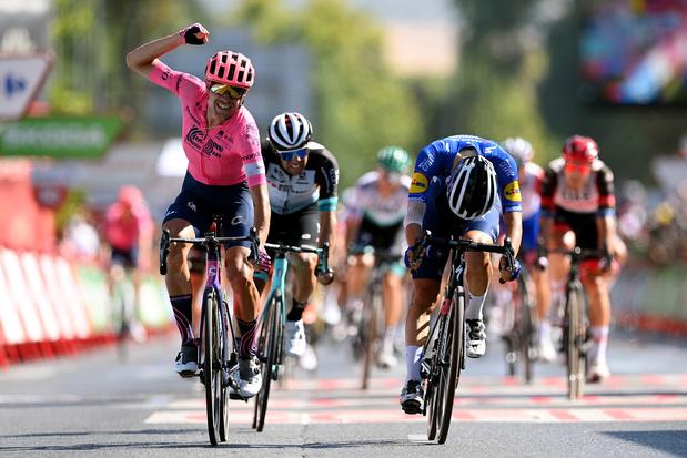 Vuelta: Magnus Cort boekt tweede ritzege, Odd Christian Eiking blijft leider