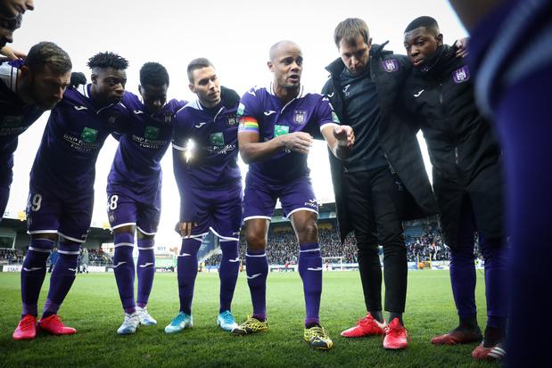 Anderlecht onder de loep: hoe staat het met 'trust the process'?