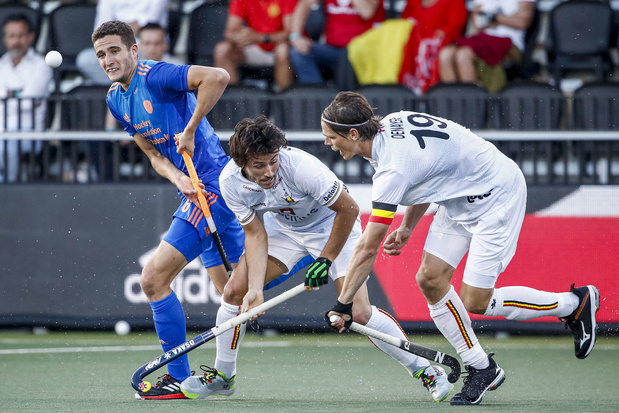 Nederland houdt Red Lions uit finale na shoot-out