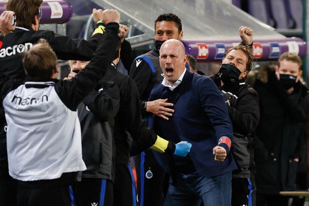Bruges champion: Clement fier de ses joueurs... et clair sur son avenir