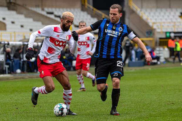 Standard - Club Brugge is de topaffiche in kwartfinales Beker van België