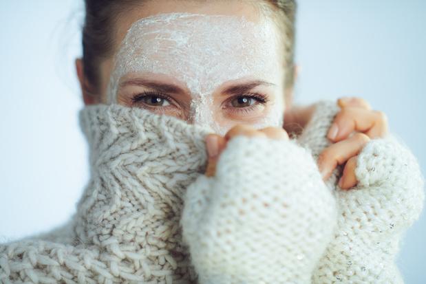 Voorkom een droge huid in de winter