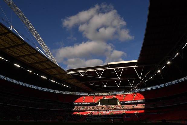 Duitse fans mogen Wembley niet in voor duel met Engeland