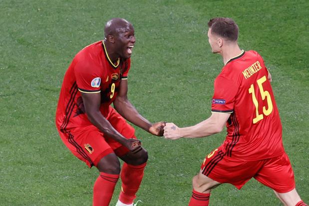 EURO 2021: les coulisses de Belgique-Russie