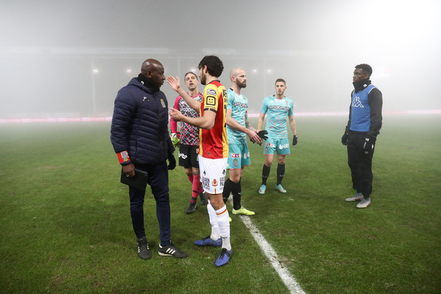 Charleroi - KV Mechelen wordt volledig herspeeld op 11 februari