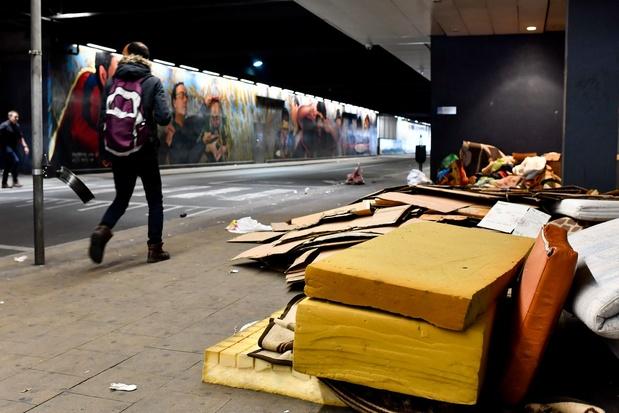 Werken in Brussel-Noord: 'Na de verkiezingen zitten we weer in dezelfde situatie'