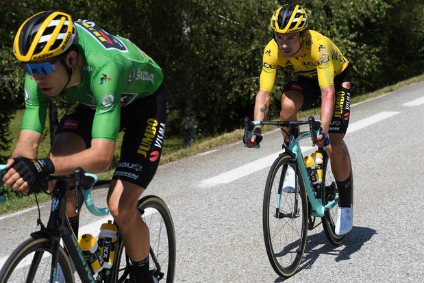 Tour de France: Van Aert dans l'histoire, Sagan pour un grand 8 (et autres chiffres)