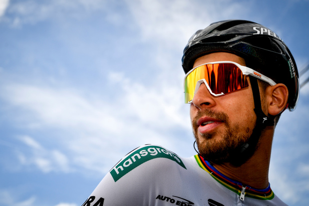 Geen Sagan in de Ronde of Parijs-Roubaix