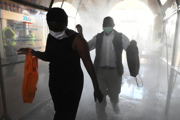 Coronavirus: en Afrique, 200 millions de personnes pourraient être infectées en un an