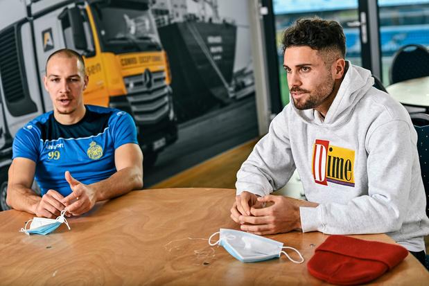 Frey en Bertone, de Zwitsers van Waasland-Beveren: 'Verliezen went nooit'