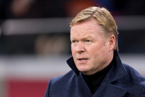 Ronald Koeman officieel nieuwe coach van Barcelona