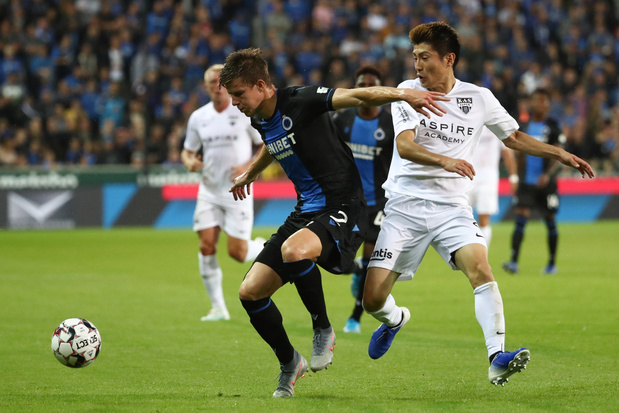 Match to watch: Eupen-Club Brugge