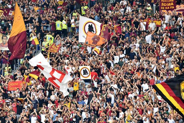 L'AS Rome bannit un supporter à vie après des insultes racistes