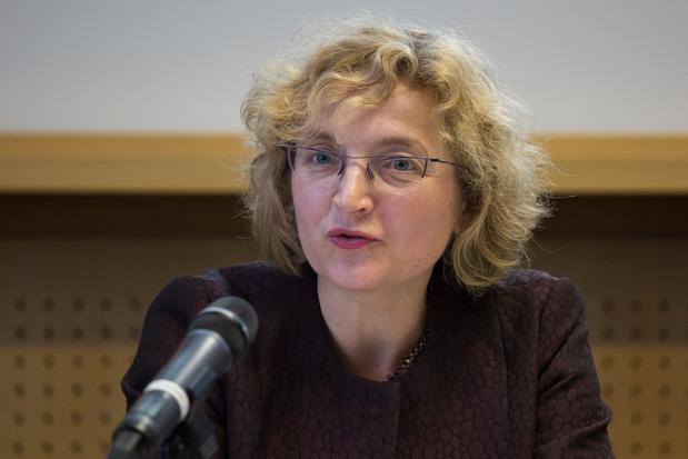 Marie-Pierre Fauconnier stapt op als CEO van Sibelga