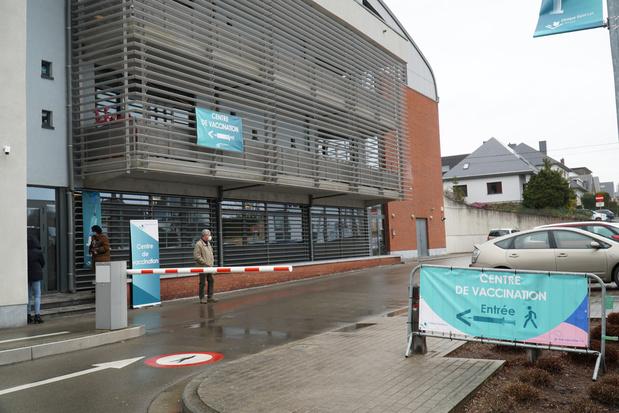 La vaccination à domicile a commencé à Namur