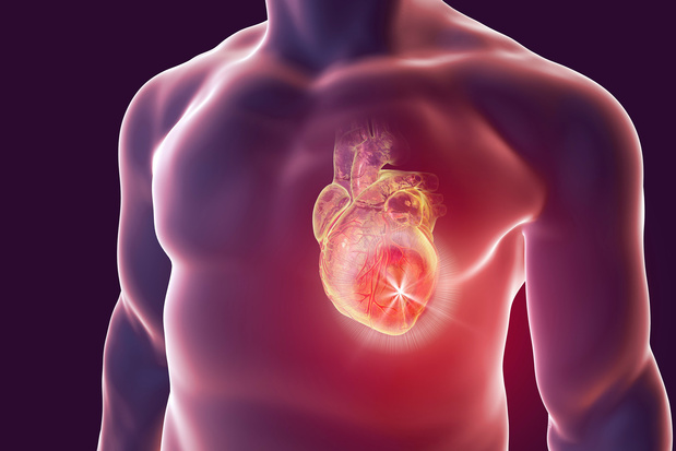 Covid-19 : le risque de complications cardiovasculaires aiguës serait au moins triplé