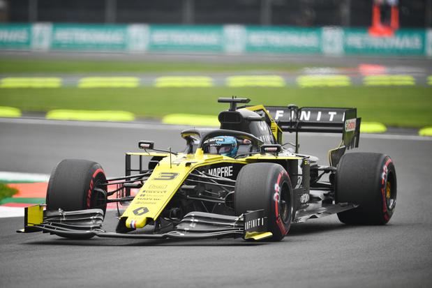 Renault blijft ondanks besparingen in F1, Williams staat te koop