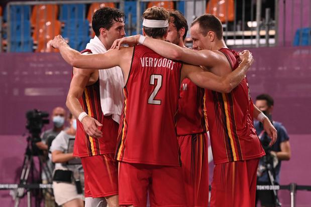 Basket 3X3: la FIBA était au courant du dossier avant les JO