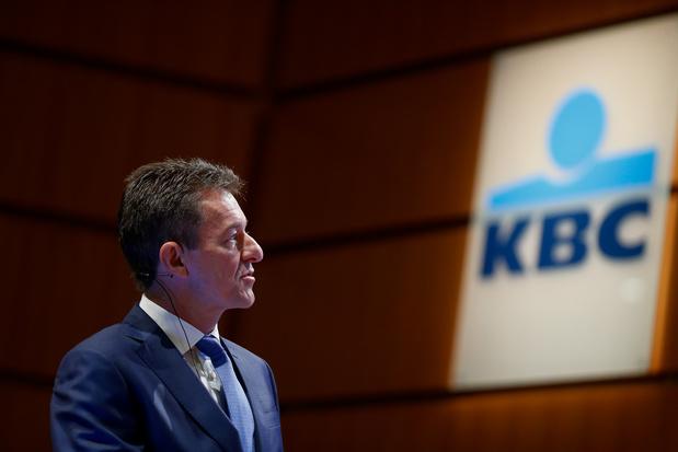 KBC supprime 1400 emplois en Belgique