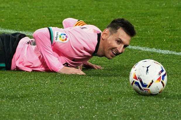 Lionel Messi ne pensait pas battre le record de Pelé