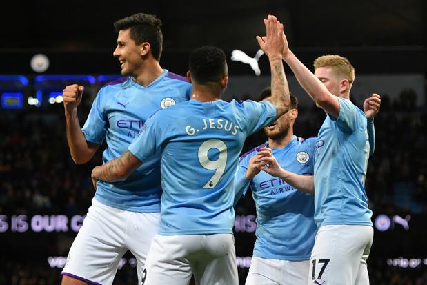 Manchester City respire, le projet émirati aussi