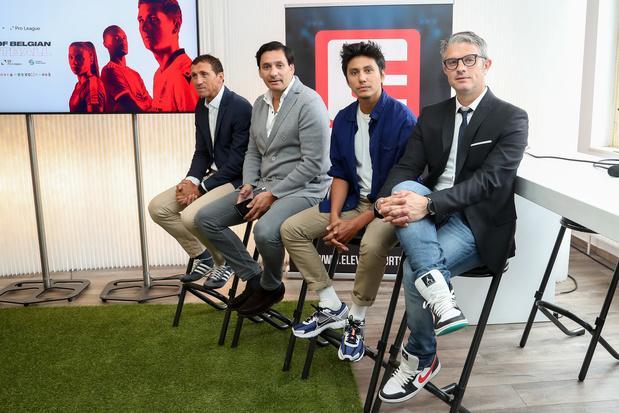 Votez pour le meilleur consultant foot en Belgique francophone