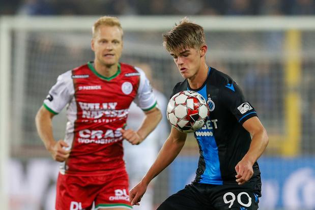 Coupe: Bruges tenu en échec par Zulte