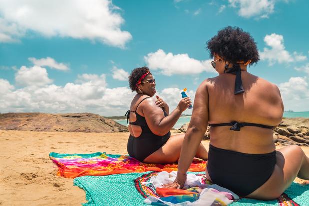 Zonnecrèmes ook schadelijk voor leven in zoet water