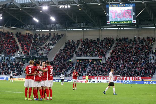 Freiburg: een traditionele club in een gloednieuw stadion