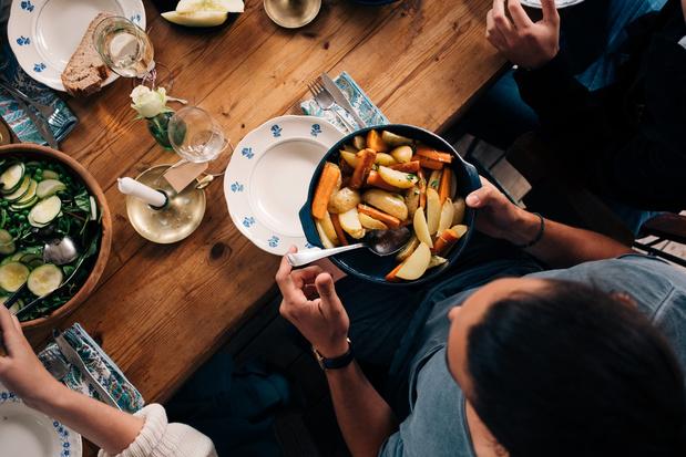 Nieuw receptenplatform helpt Vlaming gezond eten