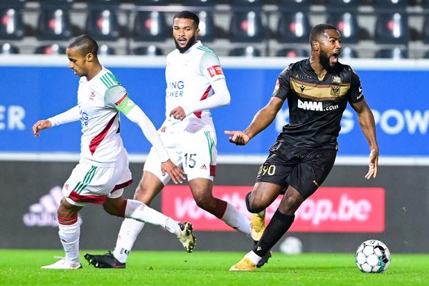 OH Leuven en STVV delen de punten: 2-2