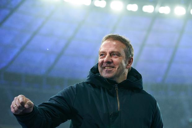 Les cinq chiffres dingues de Hansi Flick avec le Bayern