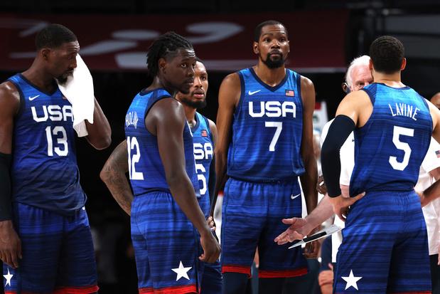 Vijf redenen waarom de nederlaag van Team USA tegen Frankrijk géén verrassing was