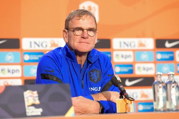 Interim-bondscoach Dwight Lodeweges: de voetbalnomade van Oranje