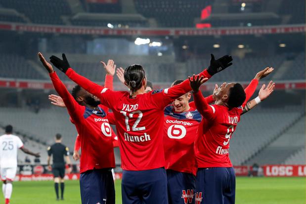 Ligue 1: vier potentiële kampioenen