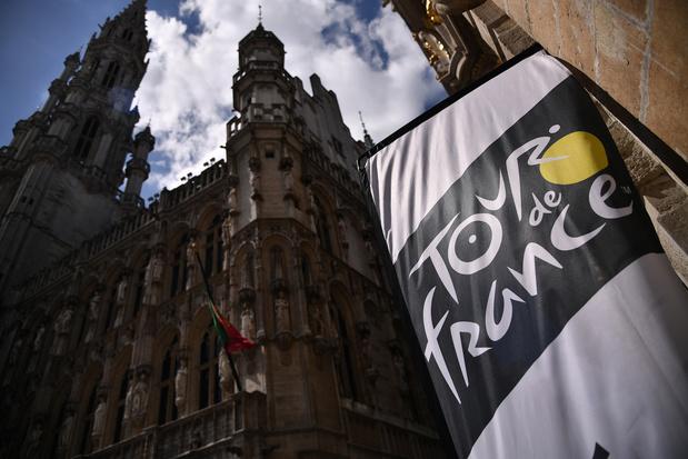 De nombreux embarras de circulation attendus dès jeudi à Bruxelles à cause du Tour de France