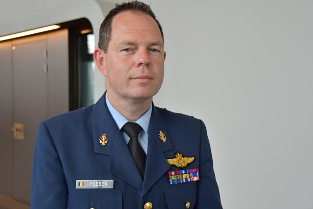 Grote baas vliegbasis Kleine-Brogel wordt CEO van uitzendbureau Trixxo