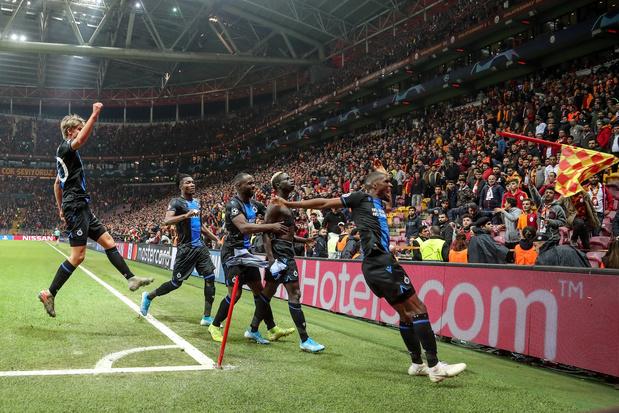 Champions League: Genk slikte meeste goals, Club maakte meeste overtredingen