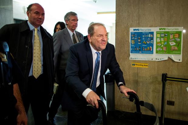Coronavirus: Harvey Weinstein testé positif