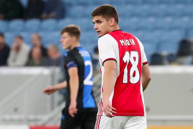 Razvan Marin, ancien joueur du Standard, passe de l'Ajax à Cagliari