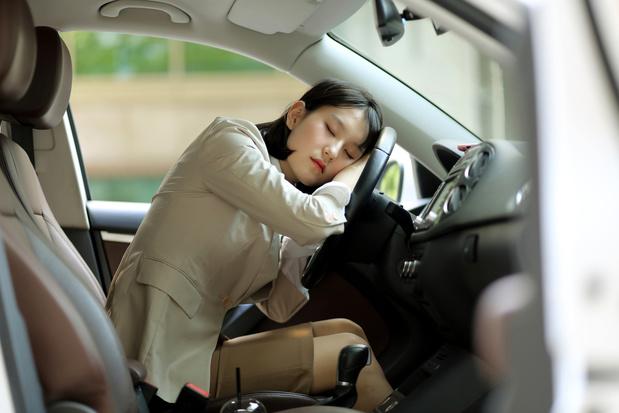 La sieste bien plus efficace pour la sécurité sur la route qu'une simple pause