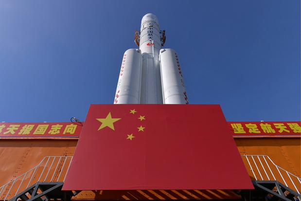 China lanceert eerste onafhankelijke missie naar Mars