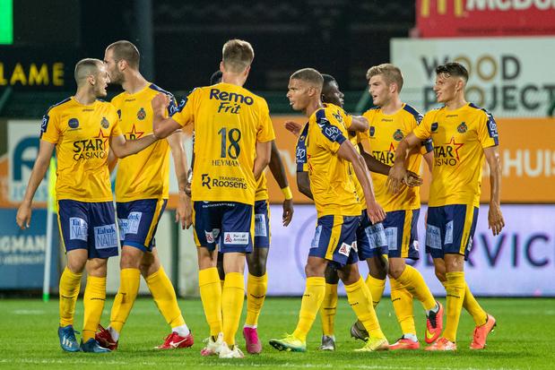 Waasland-Beveren, nouveau leader de la Pro League