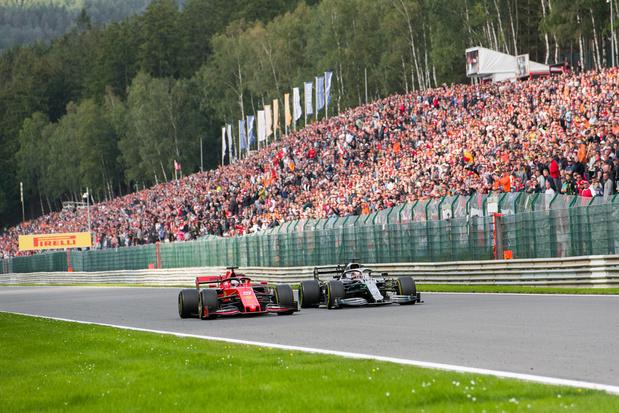 Les 5 mesures adoptées par la F1 adopte pour démarrer sa saison