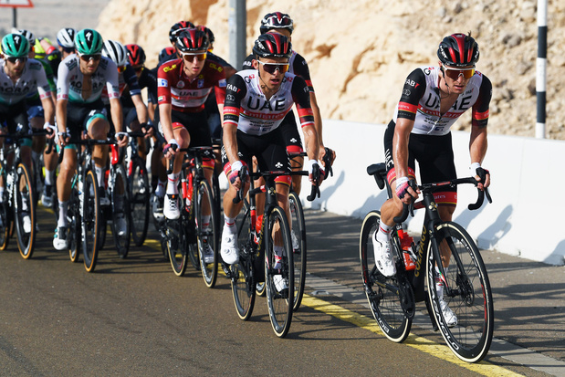Waalse Pijl: UAE Team Emirates start niet na twee coronabesmettingen