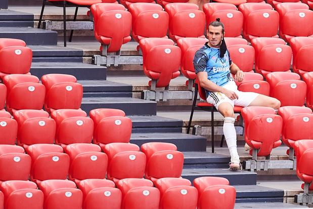 Manager Gareth Bale zet druk op Real: 'Hij blijft gewoon in Madrid'