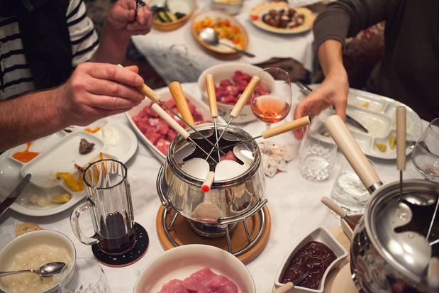 Mag je fonduen voor de feesten?